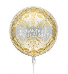 Ballon Happy Anniversary