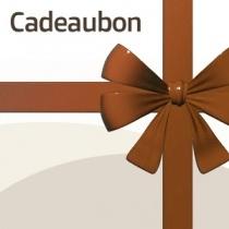 Cadeaubon t.w.v. €25