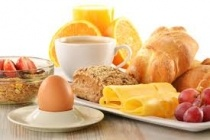 Ontbijtbuffet uitgebreid